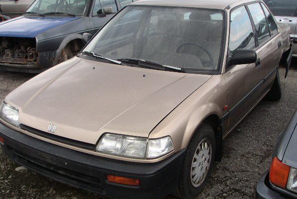 HONDA CIVIC 1,5 aut. 1991