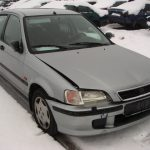 HONDA CIVIC 1,5 84kW 1997