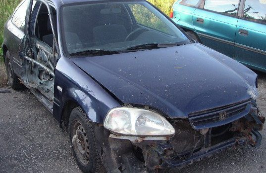 HONDA CIVIC 1,4 66kW 1996-