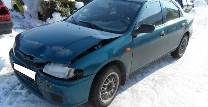 MAZDA 323 1,5 66 kW 1997
