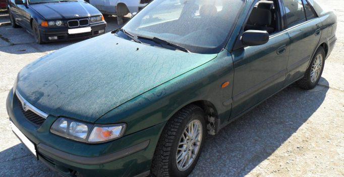 MAZDA 626 2,0 100kW 2000