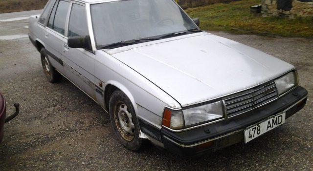 MAZDA 929 2.0 74kW 1984
