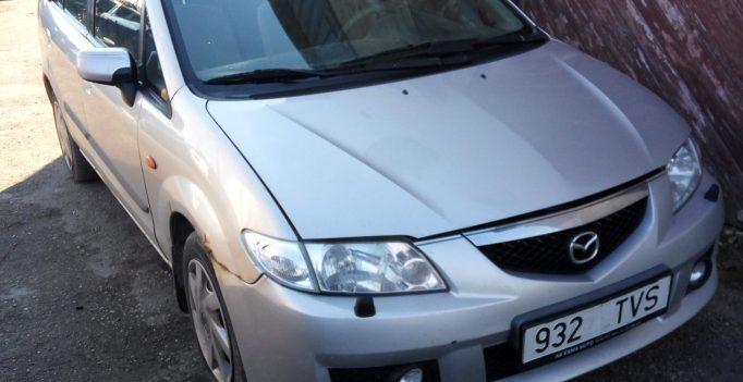 Mazda Premacy 1.8 2002