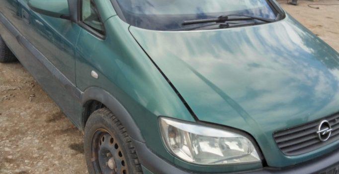 Opel Zafira 2.0td 74kw 2002
