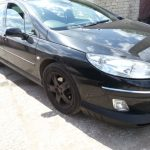 Peugeot 407 2.0hdi 100kw 2006