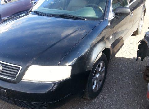 Audi A6 2.5tdi AUT.1999