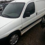 Peugeot Partner 1,9d 51kw 2002