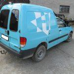 SEAT INCA 1,4 44kW 1996